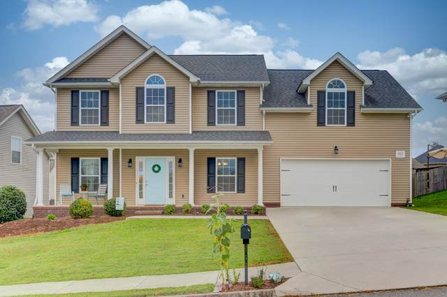 6925 Poplar Wood Tr, Knoxville, TN 37920 (#1127851) :: Shannon Foster Boline Group
