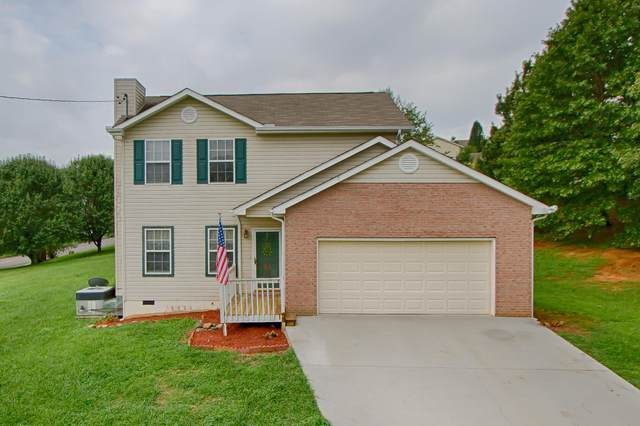8609 Ball Park Lane, Knoxville, TN 37920 (#1127860) :: Catrina Foster Group