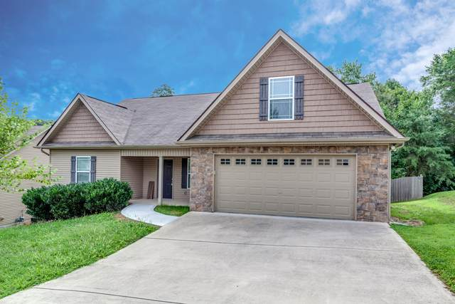 2816 Hopscotch Lane, Knoxville, TN 37931 (#1128095) :: Shannon Foster Boline Group