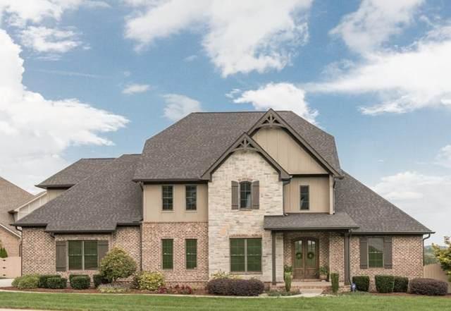 12236 Stone House Lane, Knoxville, TN 37934 (#1128715) :: Realty Executives
