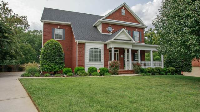 12558 Weatherstone Drive, Knoxville, TN 37922 (#1128791) :: Realty Executives
