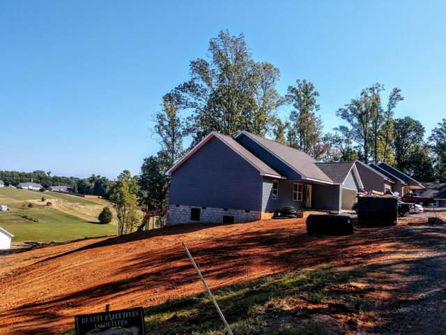 121 Johnny Way, Maryville, TN 37801 (#1129056) :: The Cook Team