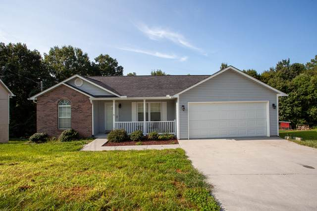 2214 Cripple Oak Lane, Powell, TN 37849 (#1129371) :: Realty Executives