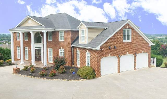 2320 Southern Shade Blvd, Knoxville, TN 37932 (#1129383) :: Adam Wilson Realty