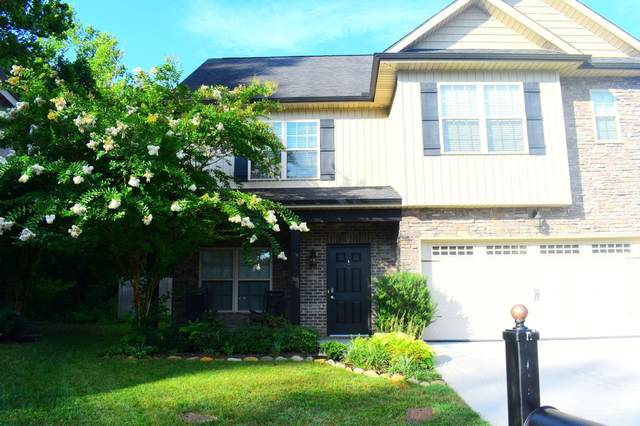1207 Dark Creek Lane, Knoxville, TN 37932 (#1129416) :: Realty Executives