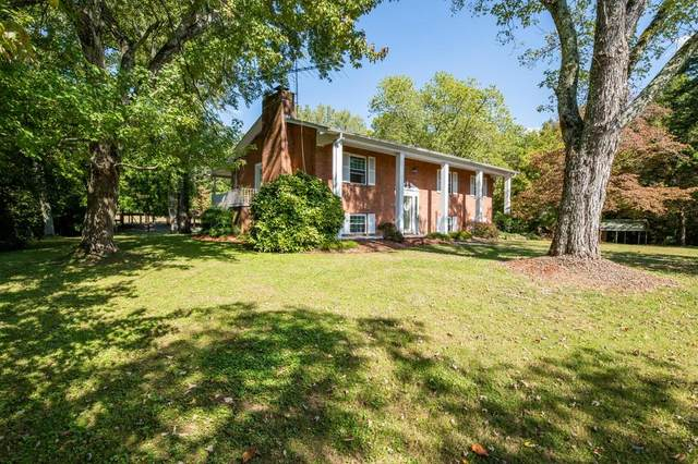 808 Wooddale Church Rd, Knoxville, TN 37924 (#1129454) :: Catrina Foster Group