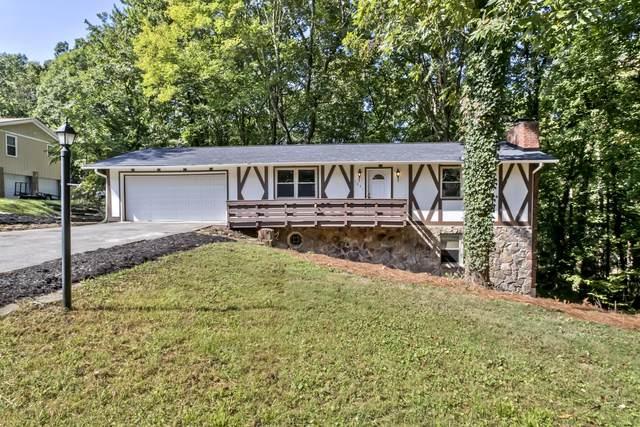 1521 Westop Tr, Knoxville, TN 37923 (#1130196) :: Venture Real Estate Services, Inc.
