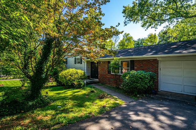 925 Ponder Rd, Knoxville, TN 37923 (#1130340) :: Realty Executives