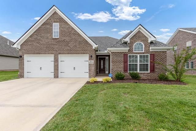 915 Springwood Lane, Maryville, TN 37801 (#1130360) :: Venture Real Estate Services, Inc.