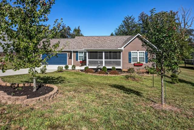 150 Judge Asbury Court, Jacksboro, TN 37757 (#1130414) :: Realty Executives