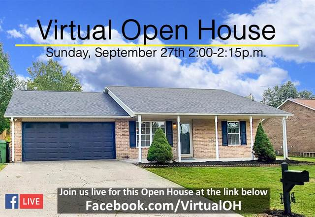 6906 Chloe Drive, Knoxville, TN 37918 (#1130557) :: Exit Real Estate Professionals Network