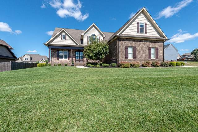 455 Holland Springs Drive, Maryville, TN 37803 (#1130705) :: The Cook Team