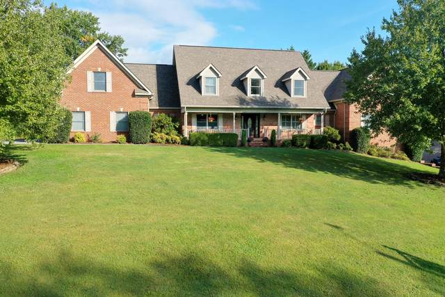 1105 Turnberry Lane, Maryville, TN 37803 (#1131066) :: Realty Executives Associates Main Street