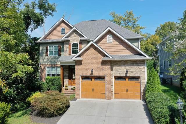 8881 Ebenezer Oaks Lane, Knoxville, TN 37922 (#1131297) :: Billy Houston Group