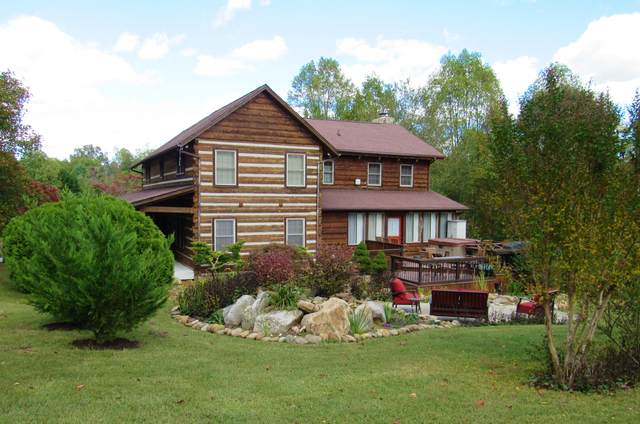 313 Rogers Ridge Rd, Kingston, TN 37763 (#1131725) :: Shannon Foster Boline Group