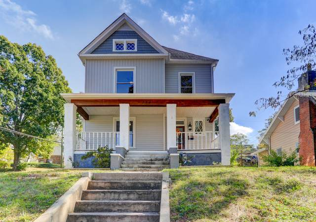 134 E Columbia Ave, Knoxville, TN 37917 (#1131794) :: Catrina Foster Group