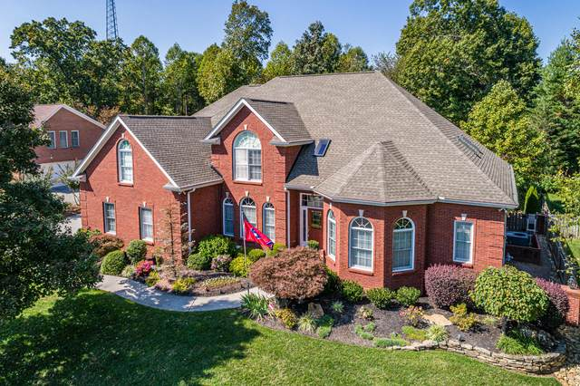 12929 Long Ridge Rd, Knoxville, TN 37934 (#1131865) :: Billy Houston Group