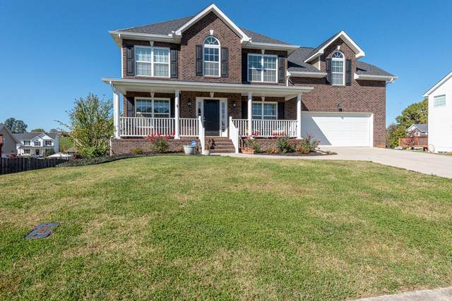 1047 Wilder Chapel Lane, Maryville, TN 37804 (#1131965) :: Realty Executives Associates