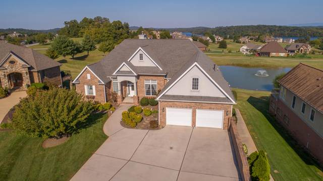 206 Wren Court, Vonore, TN 37885 (#1131982) :: Realty Executives
