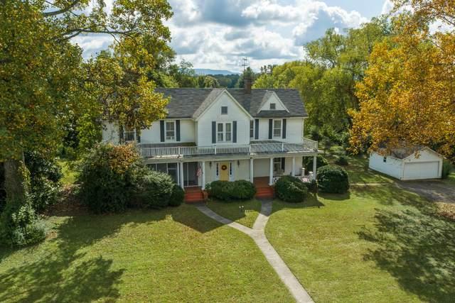 400 Indiana Ave, Maryville, TN 37803 (#1132125) :: Realty Executives Associates