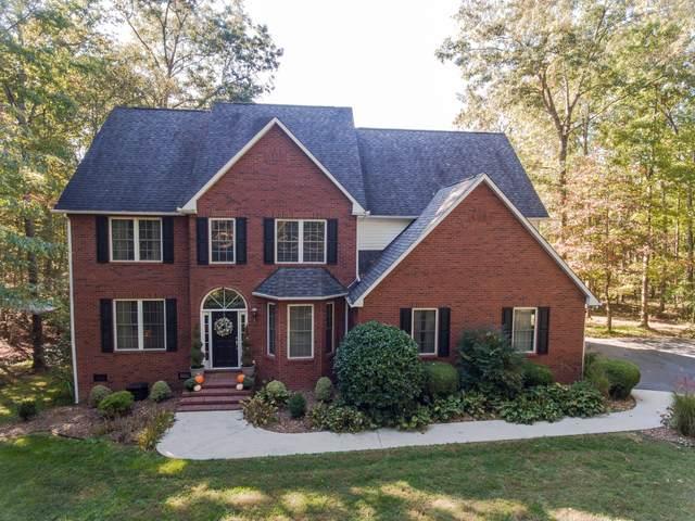 1001 Forest Drive, Crossville, TN 38555 (#1132302) :: Realty Executives Associates Main Street