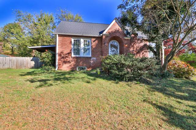 2729 Belcourt Drive, Knoxville, TN 37918 (#1132806) :: Shannon Foster Boline Group