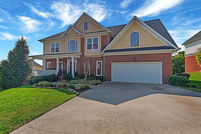 1000 Garrison Ridge Blvd, Knoxville, TN 37922 (#1132900) :: Catrina Foster Group