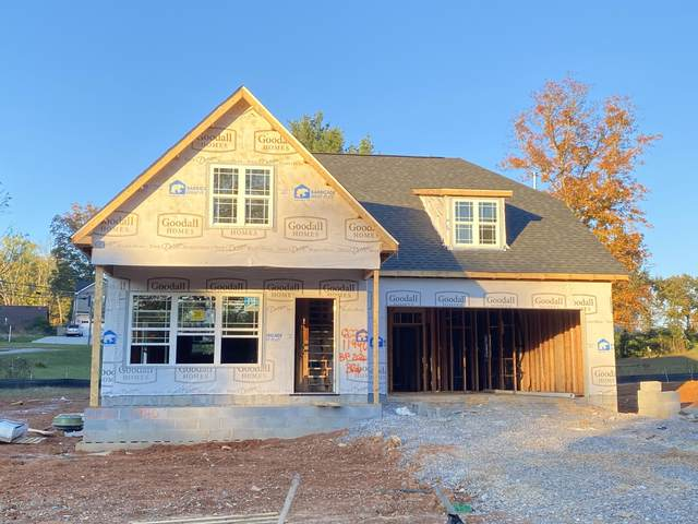 11940 Cordial Lane (Lot 20), Knoxville, TN 37932 (#1132918) :: Billy Houston Group