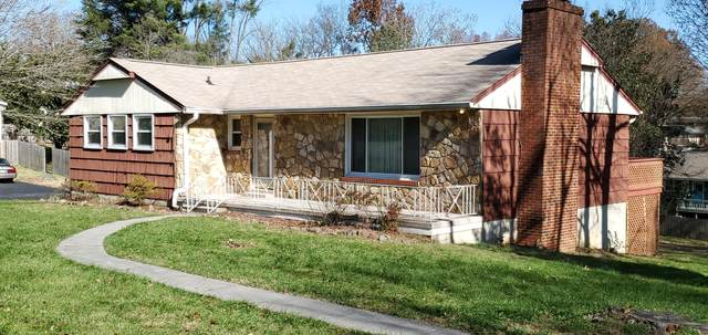 208 Brown Mountain Loop Rd, Knoxville, TN 37920 (#1133188) :: Billy Houston Group