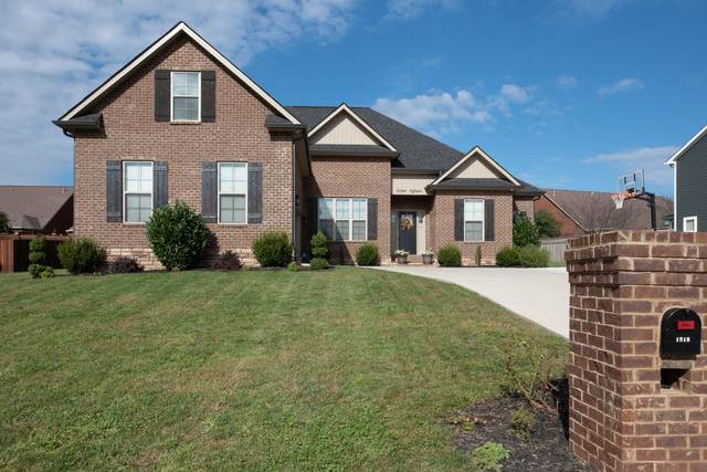 1518 Inverness Drive, Maryville, TN 37801 (#1133524) :: The Cook Team