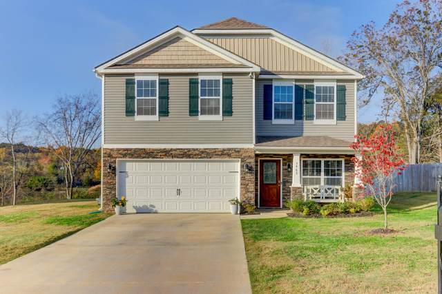 5463 Calvert Lane, Knoxville, TN 37918 (#1133947) :: Catrina Foster Group