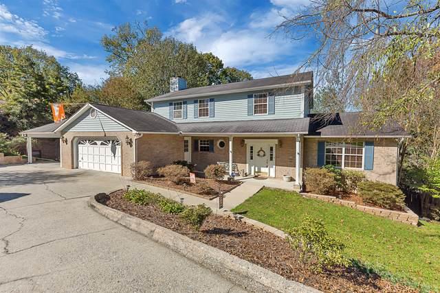 119 Clifton Circle, Oak Ridge, TN 37830 (#1133963) :: Billy Houston Group