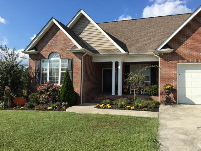 116 Wind Chase Way, Madisonville, TN 37354 (#1134240) :: Billy Houston Group