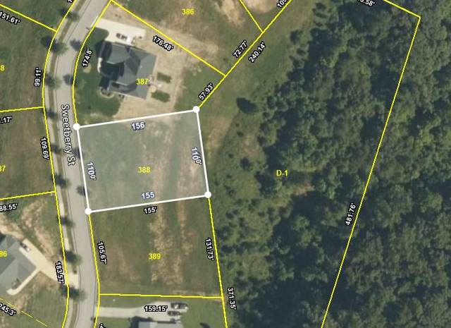 106 Sweetberry St Lot 388, Oak Ridge, TN 37830 (#1134304) :: Realty Executives Associates Main Street