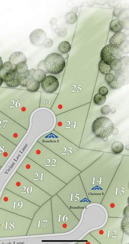 Lot 25 Vivian Lee Lane, Knoxville, TN 37934 (#1134337) :: Adam Wilson Realty