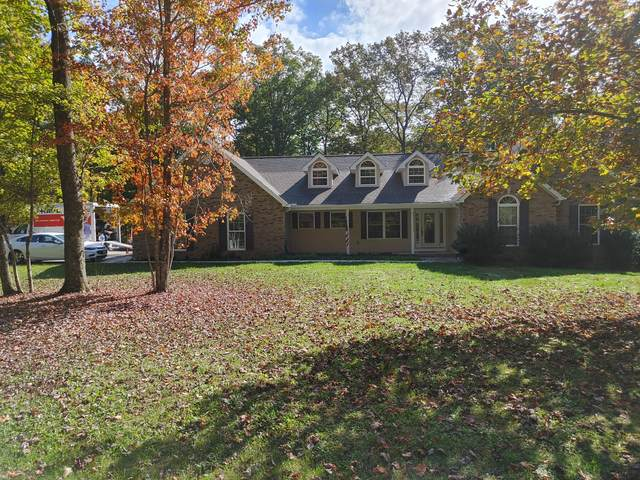 1101 Belmont Dr. Drive, Monterey, TN 38574 (#1134445) :: Billy Houston Group