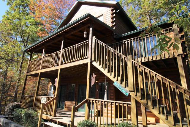 1553 Oldham Springs Way, Sevierville, TN 37876 (#1134491) :: Billy Houston Group