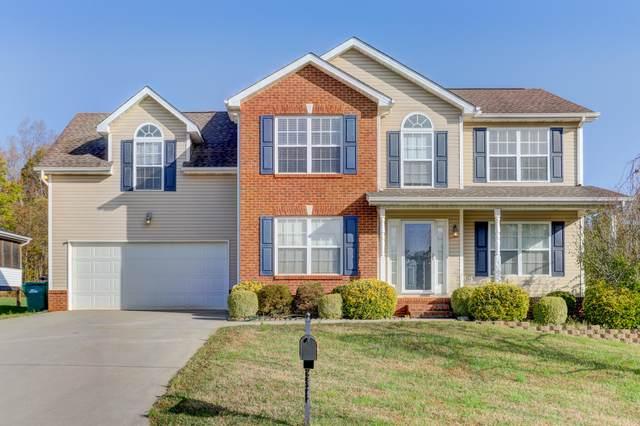 7648 Star Gazing Lane, Knoxville, TN 37938 (#1134492) :: Catrina Foster Group