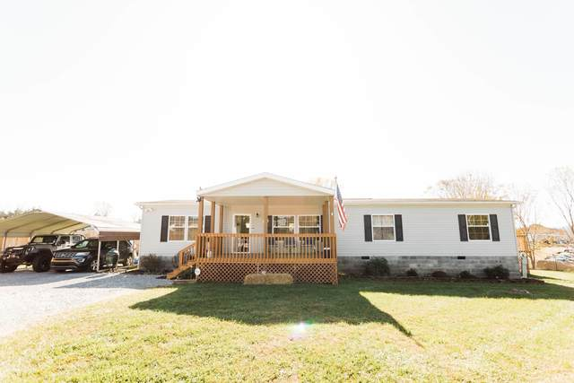 147 Angela Drive Drive, harrogate, TN 37752 (#1134757) :: Billy Houston Group
