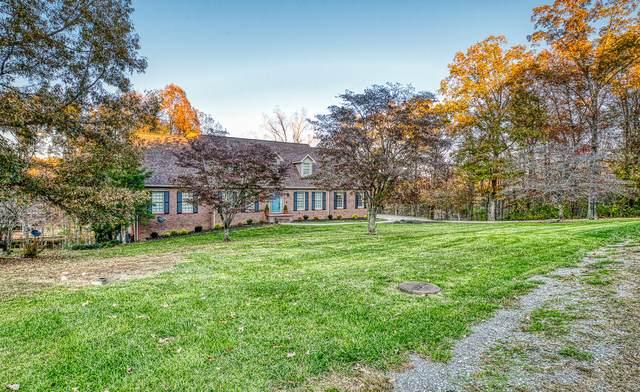 94 Quail Ridge Drive, Crossville, TN 38555 (#1134809) :: Tennessee Elite Realty