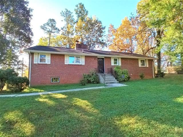 5248 Pocahontas Drive, Knoxville, TN 37914 (#1134933) :: Catrina Foster Group