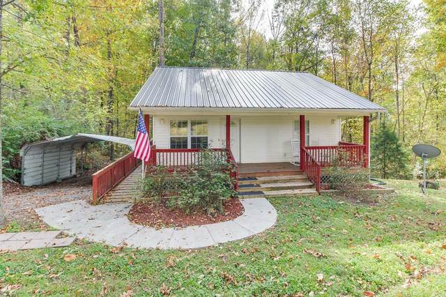 2105 SW Brentwood Tr, Cleveland, TN 37311 (#1135266) :: Shannon Foster Boline Group