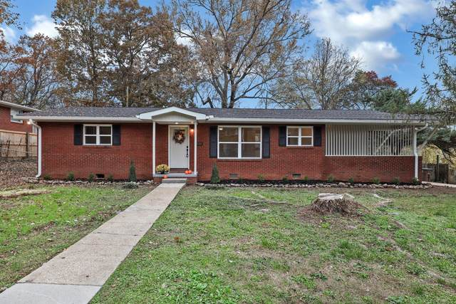 3723 Timber Circle, Knoxville, TN 37920 (#1135564) :: Billy Houston Group