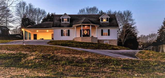 1706 Loop Rd, LaFollette, TN 37766 (#1135568) :: The Cook Team