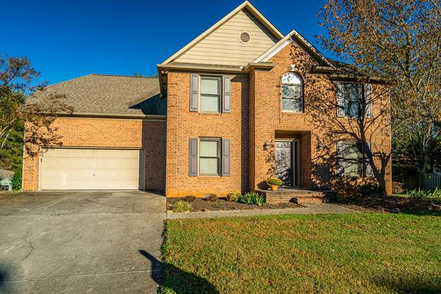 615 Crestwicke Lane, Knoxville, TN 37934 (#1135783) :: Catrina Foster Group