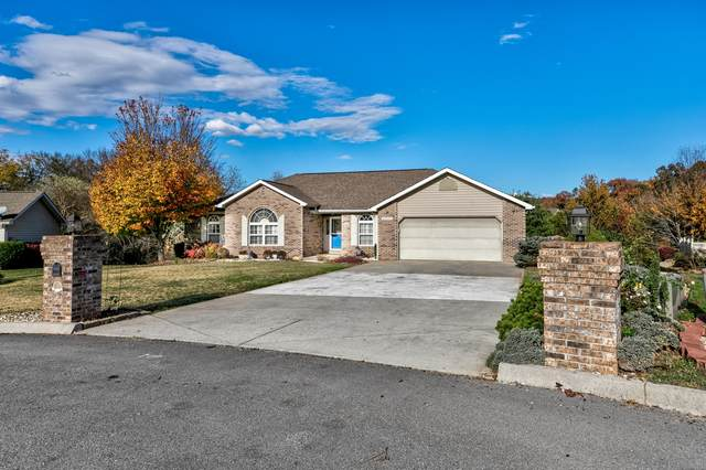 2716 Luther Catlett Circle, Sevierville, TN 37876 (#1135871) :: Billy Houston Group