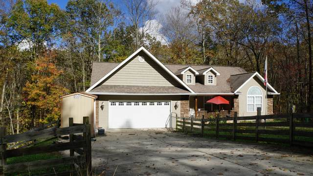704 Poston Drive Drive, Monterey, TN 38574 (#1136064) :: Billy Houston Group
