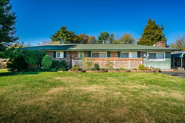 11129 Farr Drive, Knoxville, TN 37934 (#1136238) :: Realty Executives