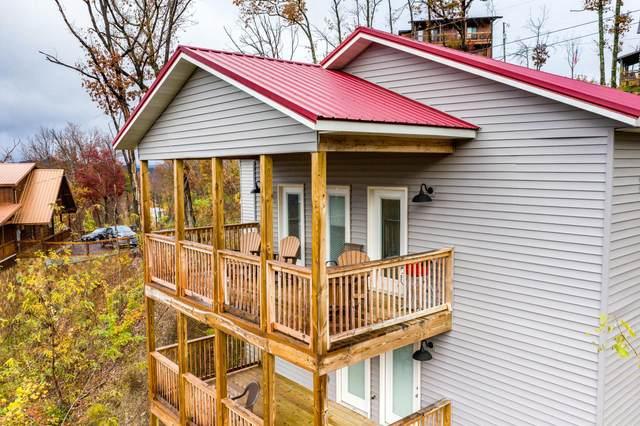 1050 Village Loop Rd, Gatlinburg, TN 37738 (#1136299) :: Tennessee Elite Realty