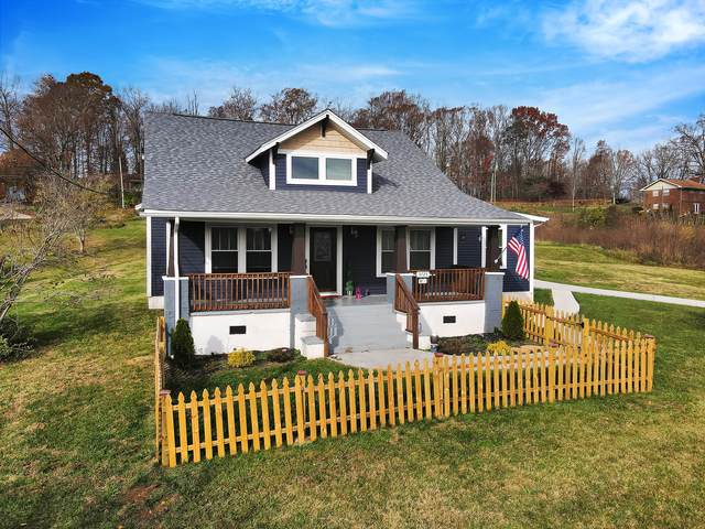 5725 Old Tazewell Pike, Knoxville, TN 37918 (#1136756) :: Realty Executives